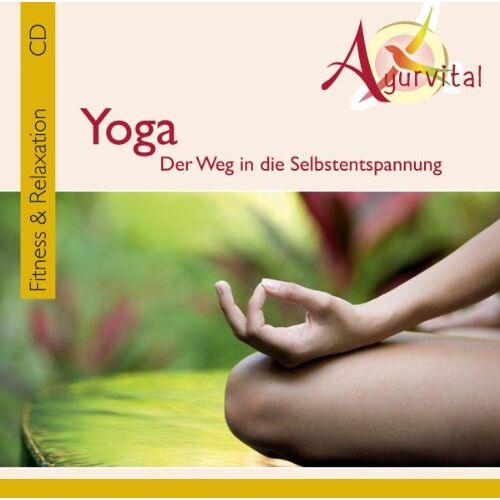 Various - Ayurvital-Yoga-der Weg in die Selbstentspannung - Preis vom 18.09.2019 05:33:40 h
