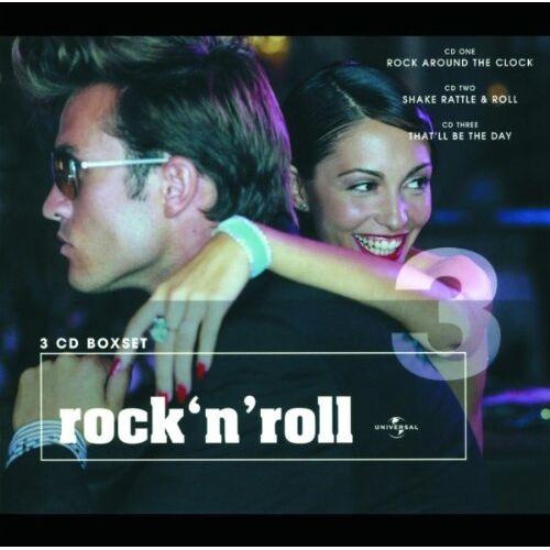 Various - Rock'n'roll - Preis vom 12.04.2021 04:50:28 h