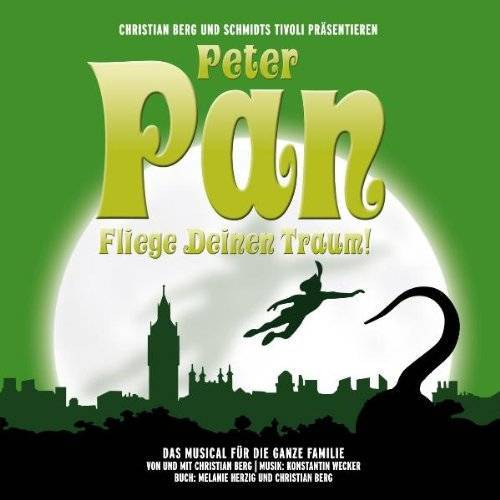 Konstantin Wecker - Peter Pan-Fliege Deinen Traum! - Preis vom 15.01.2021 06:07:28 h