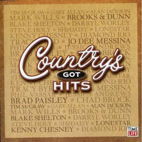 Country'S Got Hits - Country's Got Hits - Preis vom 20.10.2020 04:55:35 h