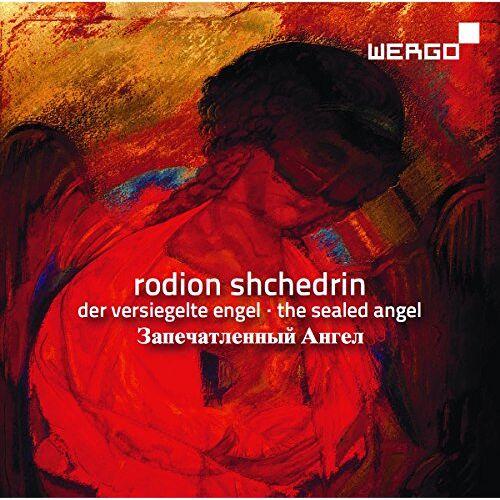 Sirmais - Shchedrin: Der versiegelte Engel - Preis vom 05.09.2020 04:49:05 h