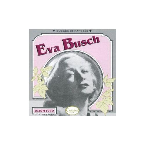 Eva Busch - Eva Busch 1939-40 - Preis vom 05.05.2021 04:54:13 h