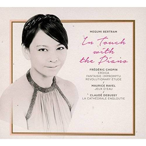 Megumi Bertram - In Touch With the Piano - Preis vom 20.10.2020 04:55:35 h
