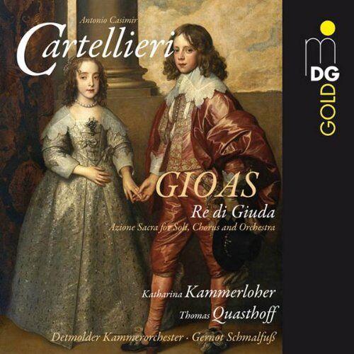 Detmolder Kammerorchester - Gioas - Preis vom 17.04.2021 04:51:59 h