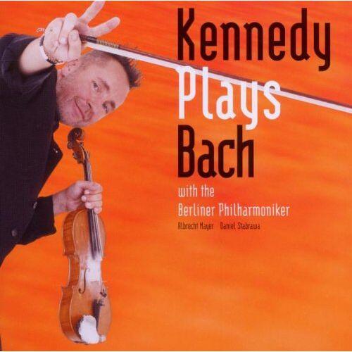 Nigel Kennedy - Kennedy Plays Bach - Preis vom 10.04.2021 04:53:14 h