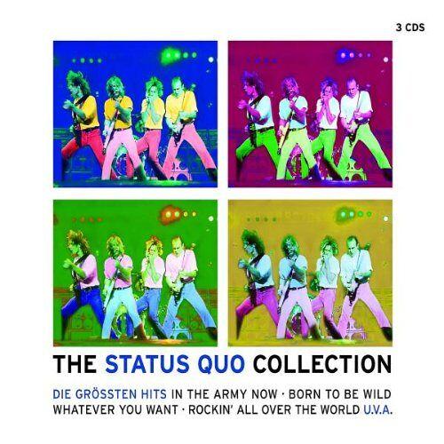 Status Quo - The Status Quo Collection - Preis vom 15.05.2021 04:43:31 h