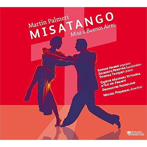 Orch. Pasdeloup - Misatango Misa a Buenos Aires - Preis vom 19.07.2019 05:35:31 h
