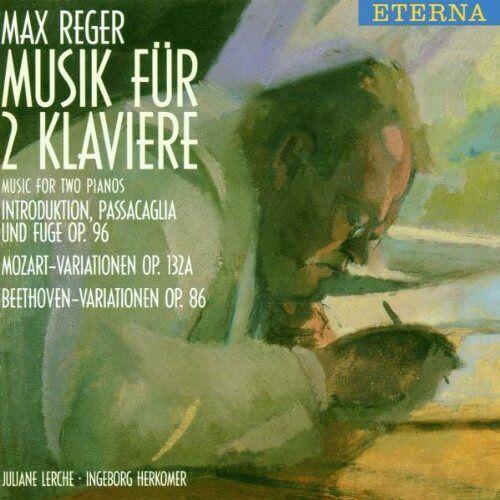 Juliane Lerche - Musik Für 2 Klaviere - Preis vom 25.02.2021 06:08:03 h