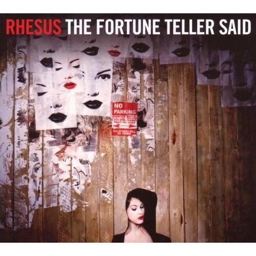 Rhesus - The Fortune Teller Said - Preis vom 10.05.2021 04:48:42 h