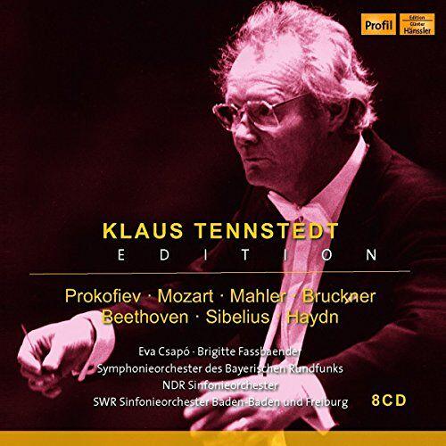 Klaus Tennstedt - Klaus Tennstedt Edition - Preis vom 14.04.2021 04:53:30 h