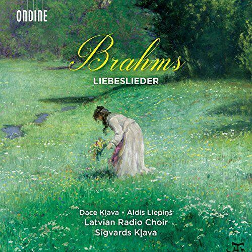 D. Klava - Brahms: Liebeslieder - Preis vom 10.04.2021 04:53:14 h