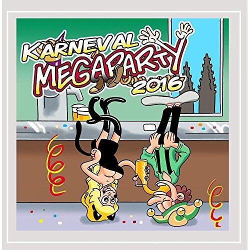 Karneval! - Karneval Megaparty 2016 - Preis vom 03.12.2020 05:57:36 h