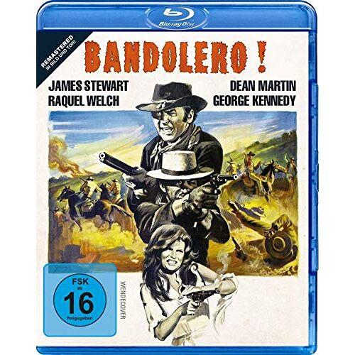 Andrew V. McLaglen - Bandolero [Blu-ray] - Preis vom 28.02.2021 06:03:40 h