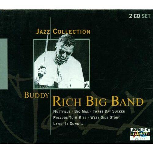 Rich, Buddy Big Band - Buddy Rich Big Band - Preis vom 17.04.2021 04:51:59 h