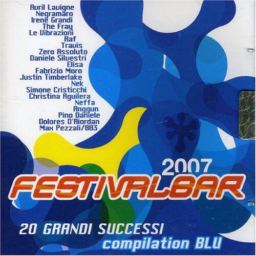 Festivalbar Blu 2005 - Festivalbar Blu 2007 - Preis vom 05.03.2021 05:56:49 h