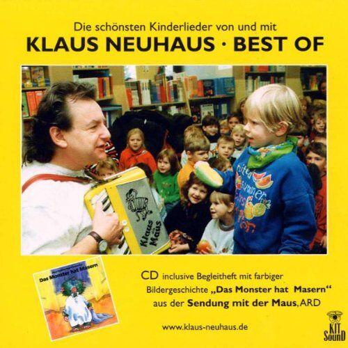 Klaus Neuhaus - Best of - Preis vom 21.10.2020 04:49:09 h