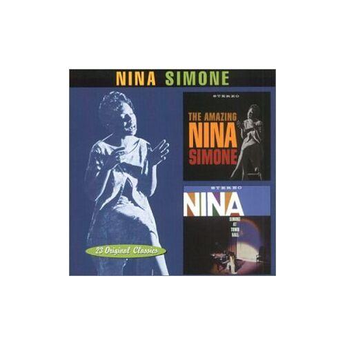 Nina Simone - Amazing Nina Simone/Nina Simone - Preis vom 17.04.2021 04:51:59 h