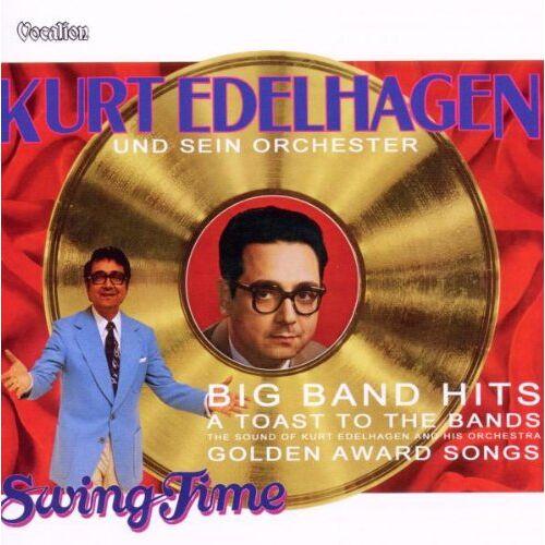 Kurt Edelhagen - Big Band Hits/Swing Time - Preis vom 14.04.2021 04:53:30 h