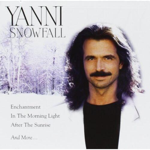 Yanni - Snowfall - Preis vom 28.02.2021 06:03:40 h