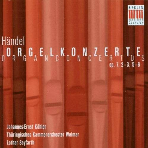 J.E. Köhler - Orgelkonzerte Op.7,2-3,5-6 - Preis vom 07.05.2021 04:52:30 h