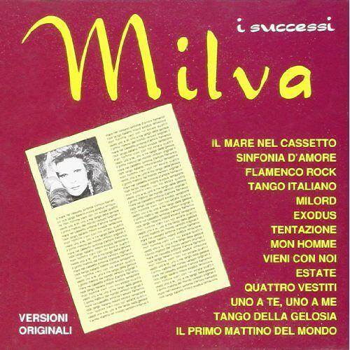 Milva - Milva i successi 1993 - Preis vom 01.06.2020 05:03:22 h