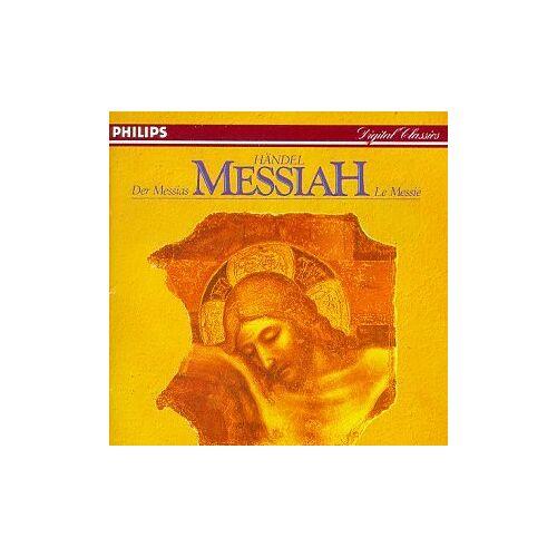 G.F. Händel - Händel: Messias - Preis vom 26.02.2021 06:01:53 h