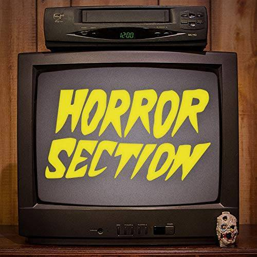 Horror Section - Horror Section - Preis vom 21.10.2020 04:49:09 h