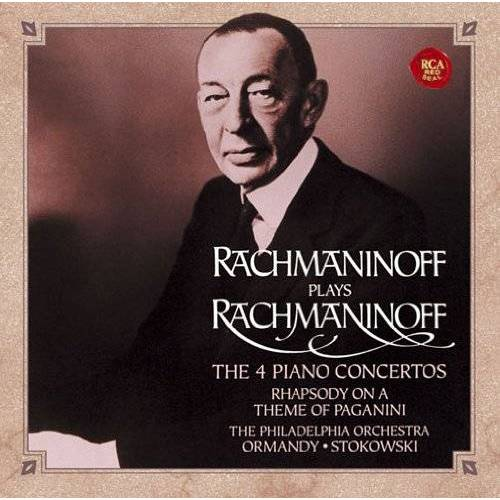 Sergei Rachmaninoff - Rachmaninoff Plays Rachmaninof - Preis vom 10.05.2021 04:48:42 h