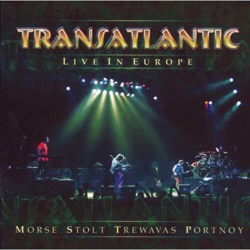 Transatlantic - Live in Europe - Preis vom 19.01.2021 06:03:31 h
