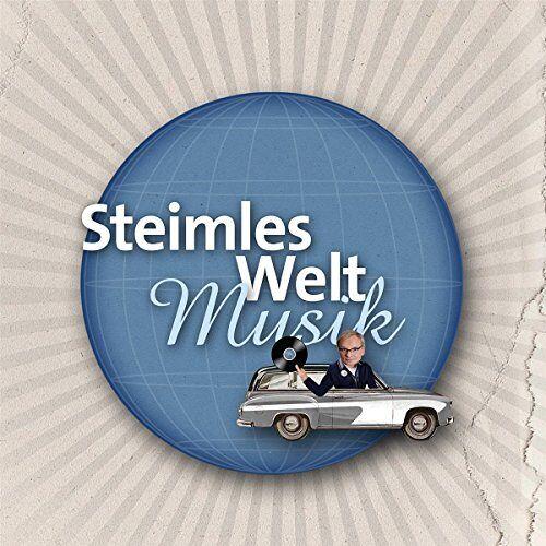 Uwe Steimle - Steimles Weltmusik [Vinyl LP] - Preis vom 12.04.2021 04:50:28 h