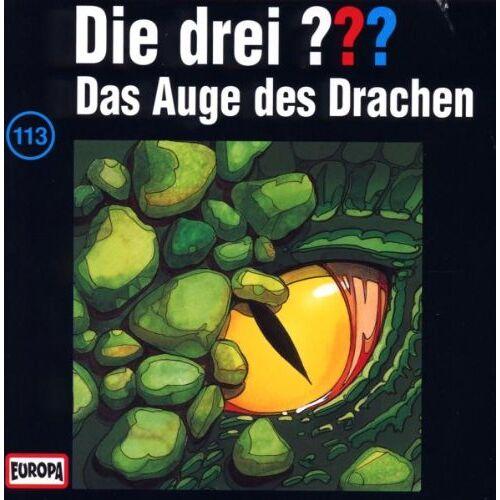 Die Drei ??? 113 - Die drei Fragezeichen - Folge 113: Das Auge des Drachen - Preis vom 05.09.2020 04:49:05 h