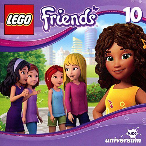 Lego Friends - Lego Friends (CD 10) - Preis vom 21.01.2020 05:59:58 h