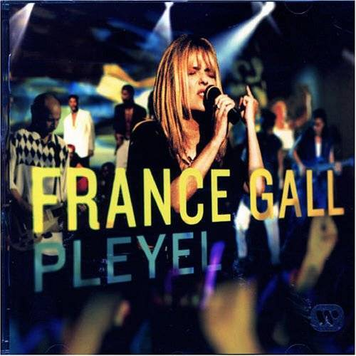 France Gall - Pleyel(Live) - Preis vom 15.05.2021 04:43:31 h