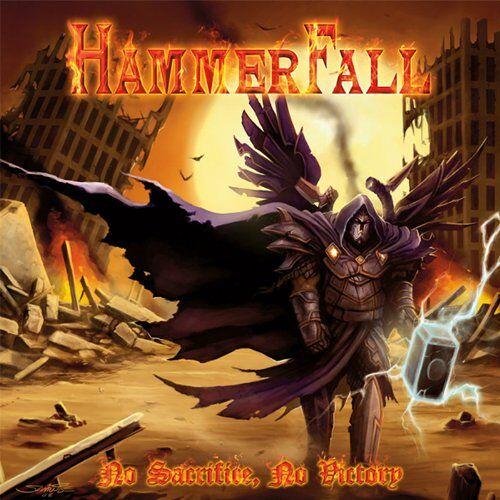 Hammerfall - No Sacrifice,No Victory - Preis vom 28.03.2020 05:56:53 h