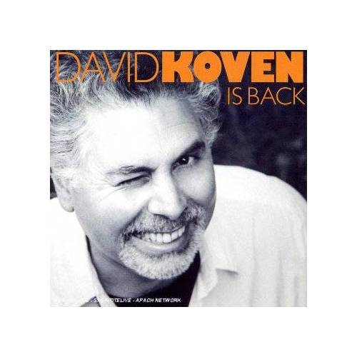 David Koven - Koven Is Back [8eme Album] - Preis vom 20.10.2020 04:55:35 h