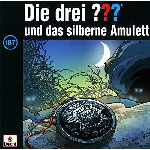 Die drei ??? - 187/und das silberne Amulett - Preis vom 22.04.2021 04:50:21 h