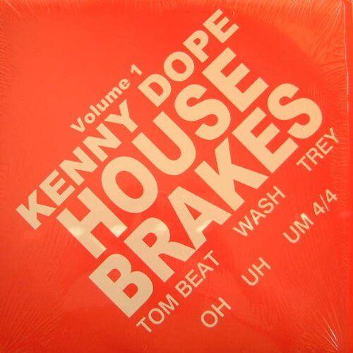 Gonzalez, Kenny Dope - Kenny Dope Gonzalez - House Brakes Vol. 1 - Dopewax - DW-601 - Preis vom 24.02.2021 06:00:20 h