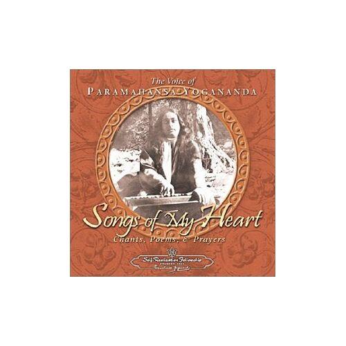 Paramahansa Yogananda - Songs of My Heart (US Import) - Preis vom 05.03.2021 05:56:49 h