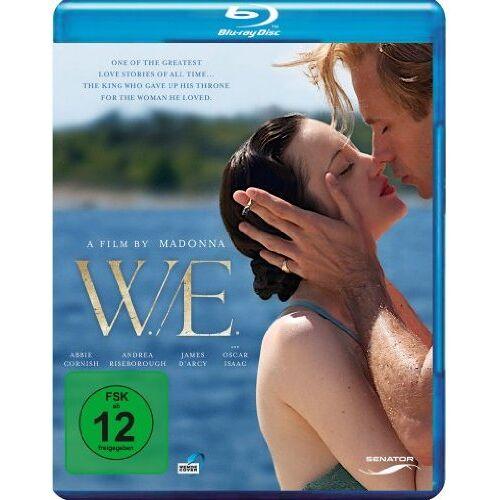 Madonna - W.E. [Blu-ray] - Preis vom 07.03.2021 06:00:26 h