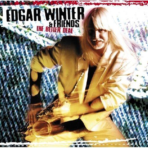 Edgar Winter - The Better Deal - Preis vom 19.04.2021 04:48:35 h