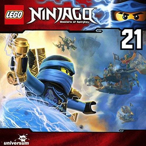 Lego Ninjago-Masters of Spinjitzu - Lego Ninjago (CD 21) - Preis vom 26.01.2020 05:58:29 h