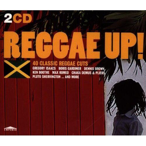 Reggae Cuts, 40 Classics - Reggae Up!-Dcd - Preis vom 08.04.2021 04:50:19 h