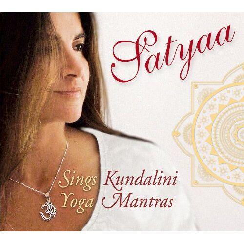 Satyaa - Satyaa Sings Kundalini Yoga Mantras - Preis vom 19.08.2019 05:56:20 h