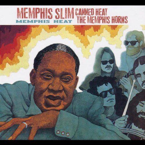 Memphis Slim & Canned Heat - Memphis Heat - Preis vom 17.04.2021 04:51:59 h
