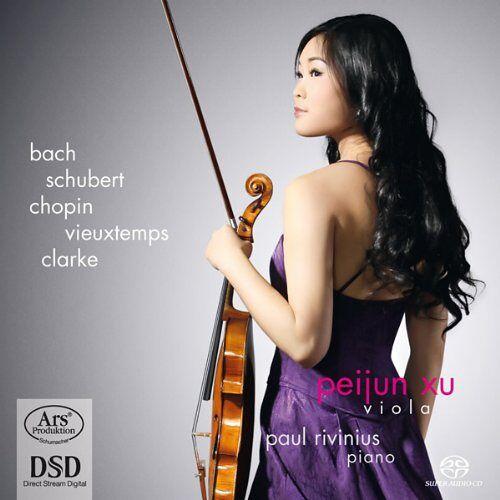 Peijun Xu (Viola) - Werke für Viola und Klavier - Preis vom 14.01.2021 05:56:14 h