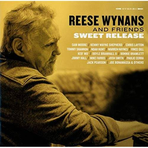 Reese Wynans - Reese Wynans and Friends: Sweet Release - Preis vom 06.03.2021 05:55:44 h