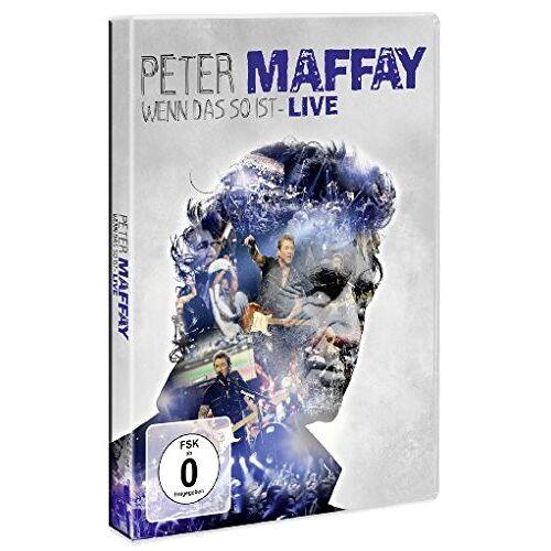 Peter Maffay - Wenn das so ist [2 DVDs] - Preis vom 20.10.2020 04:55:35 h