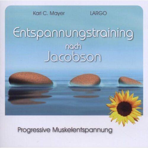 Largo - Entspannungstraining nach Jacobson - Progressive Muskelentspannung mit Entspannungsmusik - Preis vom 20.10.2020 04:55:35 h