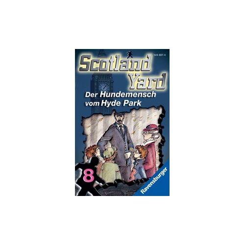 Scotland Yard 8 - Scotland Yard,Folge 8 [Musikkassette] - Preis vom 12.04.2021 04:50:28 h
