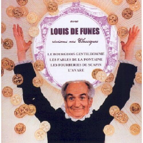 Louis de Funès - Révisons Nos Classiques - Preis vom 10.04.2021 04:53:14 h